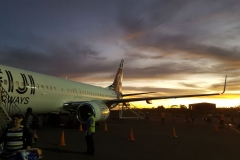 Ankunft auf Samoa